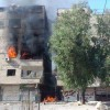 Yermük Kampında Konuşlanan IŞİD Teröristleri Şam Kırsalını Füzelerle Vurdu