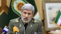 """İran Savunma Bakanı General Hatemi Siyonist Rejimi Uyardı: """"Sürpriz Karşılık Vereceğiz Ve Pişman Olacaksınız"""""""