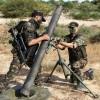 Gazze Direnişçileri İşgalci İsrail Üslerini 20 Havan Topuyla Vurdu