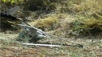 Suriye Ordusu Ve Hizbullah Güçleri Siyonist İsrail'e Ait Bir İHA Aracını Düşürdü