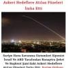 Suriye Hava Savunma Sistemleri Siyonist İsrail Ve ABD Tarafından Askeri Hedeflere Atılan Füzeleri İmha Etti