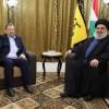 HAMAS Heyeti Hizbullah Lideri Seyyid Hasan Nasrullah İle Görüştü