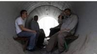 Gazze Direniş Güçleri'nin Şair Heniğif Ve Meftahim Kasabalarını Füzelerle Vurması Sonucu 2 Siyonist Yerleşimci Yaralandı