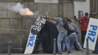 Brezilya'da protestolar çatışmaya döndü