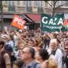 Fransa'da Macron Karşıtı Yürüyüşe 250 Bin İnsan Katıldı