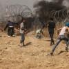 Siyonist İsrail Askerleri Gazze'de 5 Filistinliyi Yaraladı