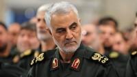 General Süleymani: Beşar Esad'ın İmam Hamanei İle Görüşmesi Zaferin Kutlamasıydı