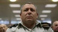 Siyonist Genelkurmay Başkanı: İntifadayı engellemek için bir çözümümüz yok