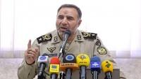 General Haydari: İran ordusu güçlü şekilde doğu sınırlarını korumakta