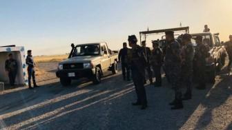 Irak Ordusu kentin güneyindeki Havice ilçesine bağlı Gurra ve Mahkur tepelerinde DEAŞ'a yönelik operasyon başlattı