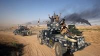 Irak Ordusu Teröristlerin Samarra Kentindeki Mevzilerini Hedef Aldı