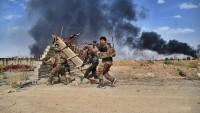 Irak'ın Ramadi Şehrinin Batısında 2 İntihar Saldırısı Girişimi Etkisiz Hale Getirildi