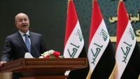 Irak Cumhurbaşkanı, ABD Başkanı Donald Trump'ın yaptığı açıklamalara sert tepki gösterdi