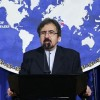 İran siyonistlerin Gazze'deki cinayetlerini kınadı