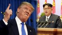 Büyük Şeytan Amerika Kore Adasında Ateşle Oynamaya Devam Ediyor