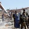 Siyonist İsrail rejimi Kudüs'te Filistinlilere ait 132 evi tahrip etti