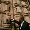 Kudüs'de kıyamet kilisesi mütevellisi ABD başkan yardımcısı ile görüşmedi