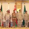 KİK üyesi Genelkurmay Başkanları Kuveyt'te Bir Araya Geldi