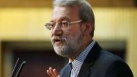 Laricani: ABD, İran'daki iç durumu bozmaya çalışıyor