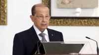 Lübnan Cumhurbaşkanı Avn'dan İsrail'e uyarı
