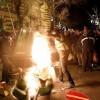Macaristan'daki protestolar Fransa'yı aratmıyor