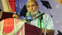 Hamas Lideri Ez-Zehhar: Direniş Programına Bağlıyız, Geri Dönüş Yok