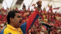 Maduro: Halkı, vatanı korumak için sokağa davet ediyorum