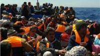 Yaklaşık 100 bin Suriyeli göçmen bu yıl Avrupa'ya ulaştı