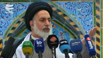 Necef Cuma İmamı: Irak, İşgalci ABD'lilerin tekrar döneceği yer olmayacak