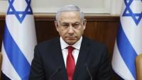 Netanyahu Hizbullah füzeleri korkusundan susuyor