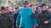 Nicolas Maduro, ABD'ye orduyla meydan okudu!