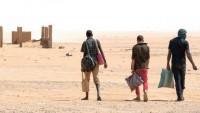 Nijer Çölünde Kaybolan 439 Göçmen Kurtarıldı