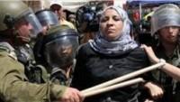 Aniden rahatsızlanan Filistinli kadın esir, hastaneye nakledildi