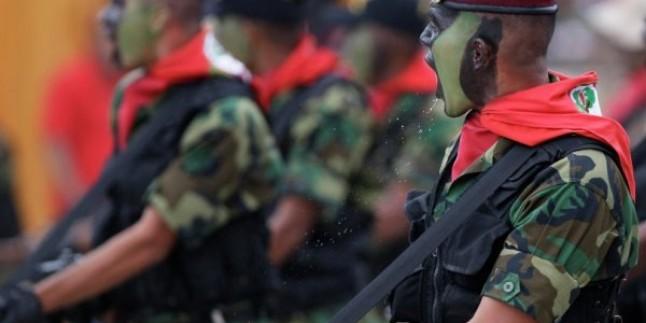 Rusya: Venezuela'da paralı Rus askerler yok