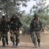 Suriye'de onlarca terörist teslim oldu