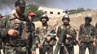 Suriye Ordusu Halep'te İlerlemeye Devam Ediyor