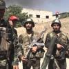 Suriye Ordusu Minyan'da Kontrolü Yeniden Sağladı