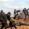 Suriye Ordusu Saldırıya Geçen Teröristleri Püskürttü