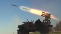 """Suriye Ordusu """"Hama""""da Terörist Mevzilerine Doğru İlerliyor"""