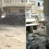 Tekfirci Teröristlerin Humus Ve Dera'ya Saldırıları Sürüyor