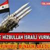 Suriye Ordusu İşgalci İsrail'i Vurmaya Başladı