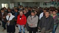 Suriye'de 86 Kanun Kaçağı Daha Teslim Oldu