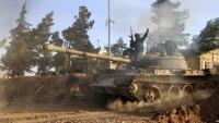 Suriye ordusu, Doğu Hama'da büyük bir taarruz başlattı