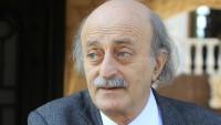 Lübnanlı Durzi Lider Canbolat: Kesinlikle Arabistan'ın Davetini Kabul Etmem