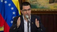 """Venezuela Dışişleri Bakanı Arreaza'dan ABD'ye Hodri Meydan: """"Her Türlü Saldırıya Karşılık Veririz"""""""
