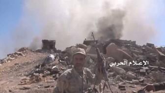 Yemen Hizbullahı Arabistan'ın Necran Bölgesinde Bir Üssü Ele Geçirdi