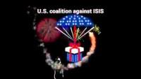 ANİMASYON: BÜYÜK ŞEYTAN ABD, IŞİD'İ SİLAHLANDIRIYOR