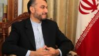Emir Abdullahiyan ile Umman Dışişleri Bakanı bir araya geldi