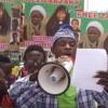 Abuja'da Şeyh Zekzaki Gösterisi