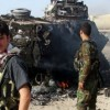 IŞİD Teröristleri Afganistan'da Koruculara Saldırdı